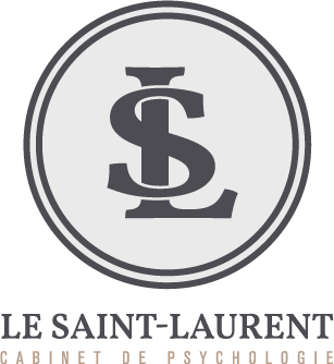 Logo du cabinet de psychologie, Le Saint-Laurent
